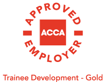 ACCA Approved Employer Logo