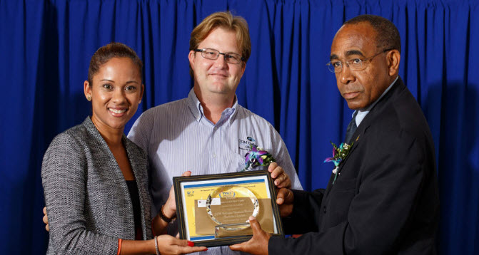 TVET Emplyers Recognition Awards Ceremony