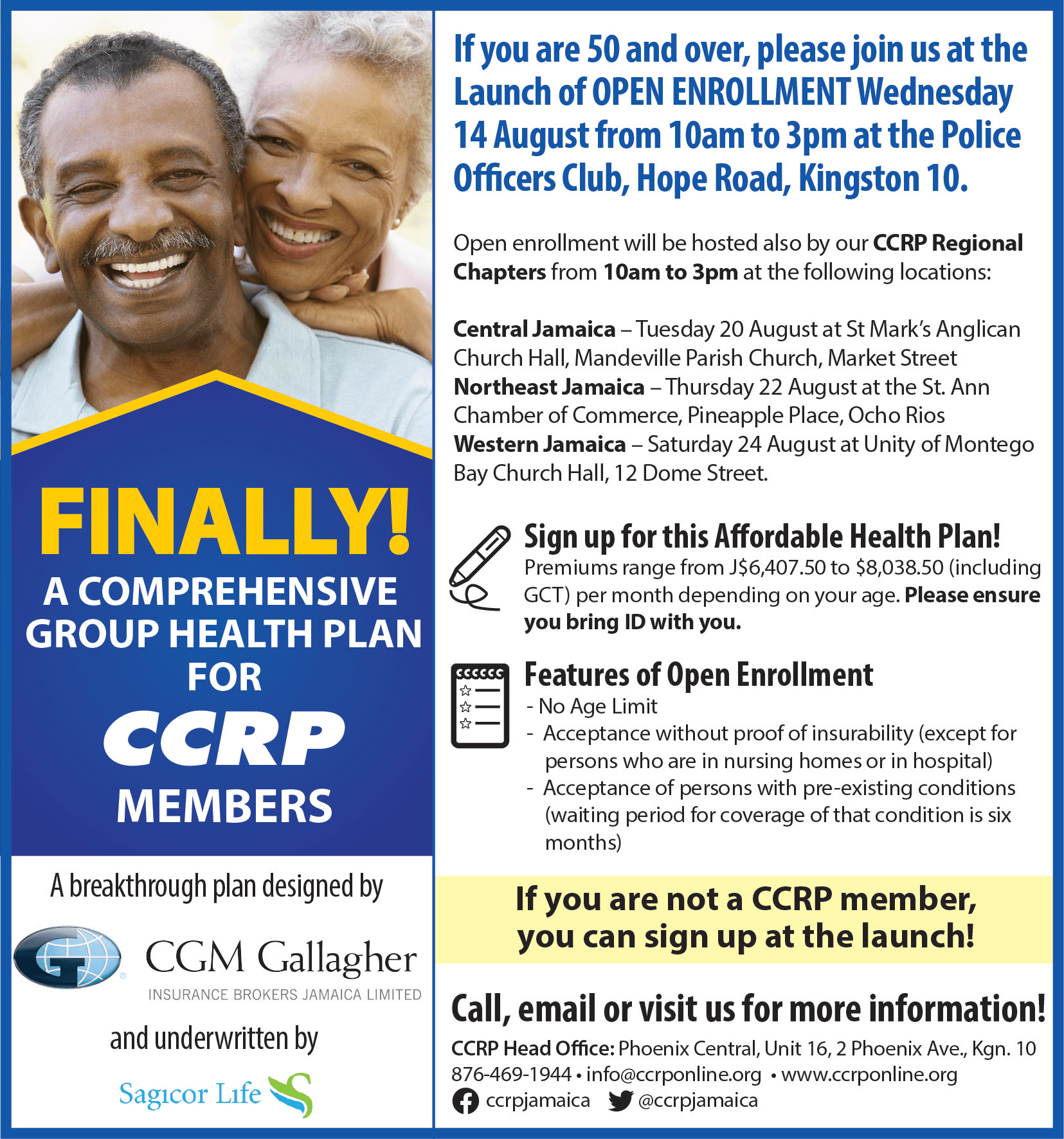 CCRP Group Health Plan